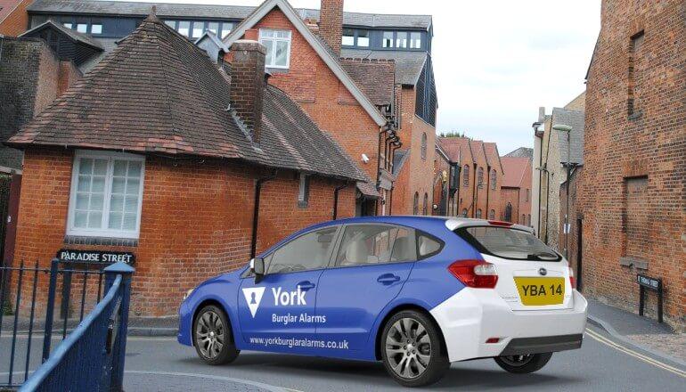 Alarm Systems York